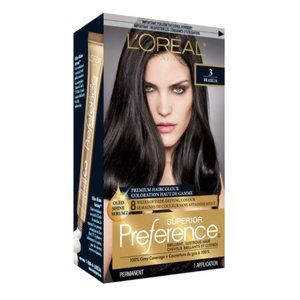 L'Oreal Superior Preference hair colour